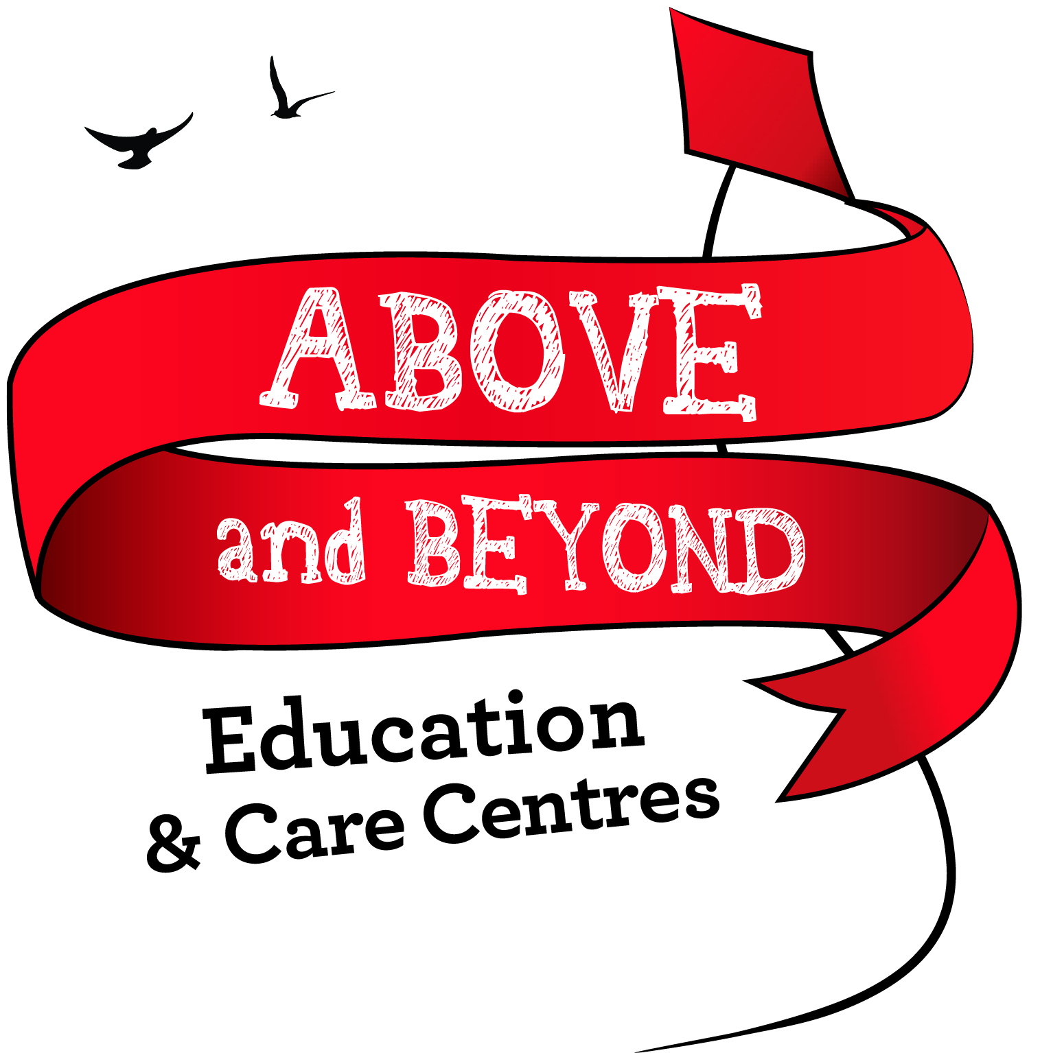 Logo for Above and Beyond Papamoa