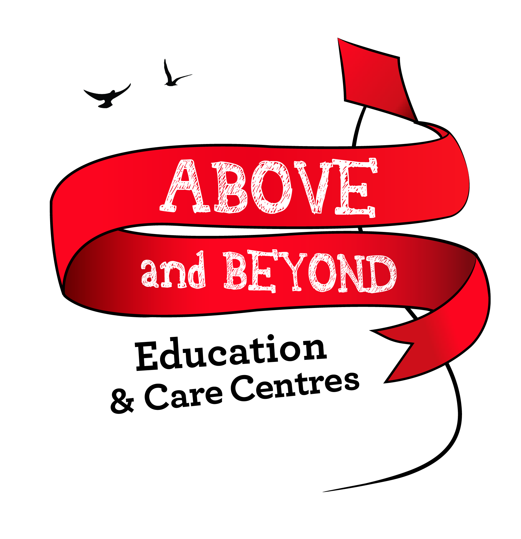 Logo for Above and Beyond The Lakes