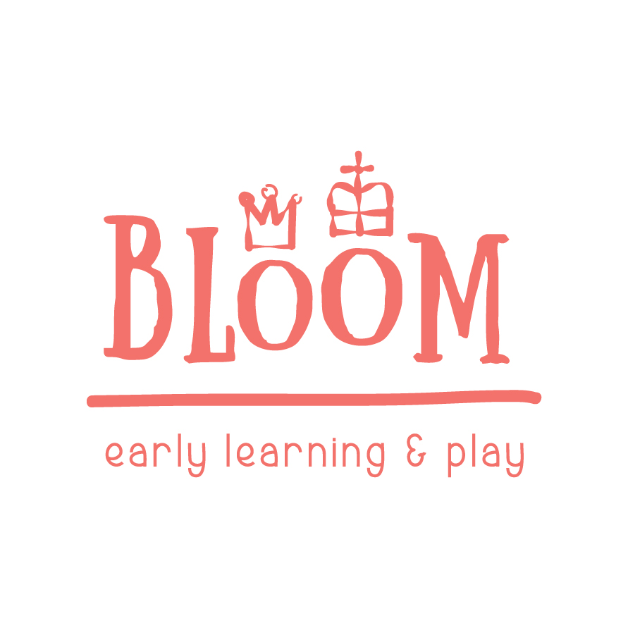 Logo for Bloom Early Learning & Play
