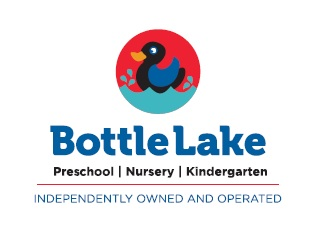 Logo for Bottle Lake Preschool