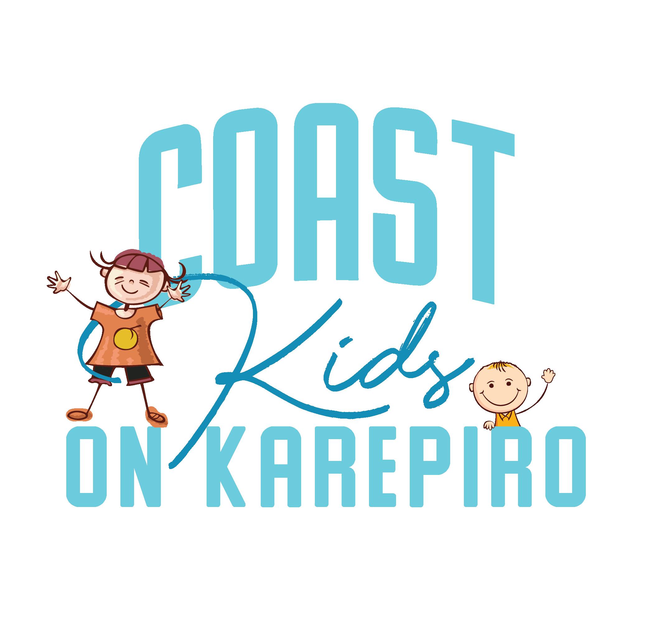 Coast Kids on Karepiro