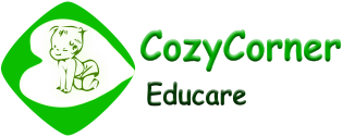 Logo for Cozy Corner Educare