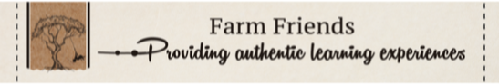 Logo for Farm Friends Early Childhood Centre
