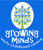 Logo for Growing Minds Early Learning Centre