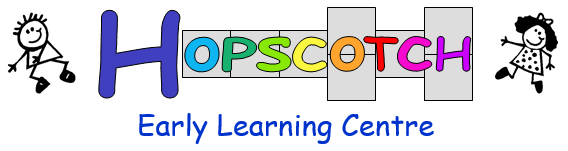 Logo for Hopscotch Early Learning Childcare Centre