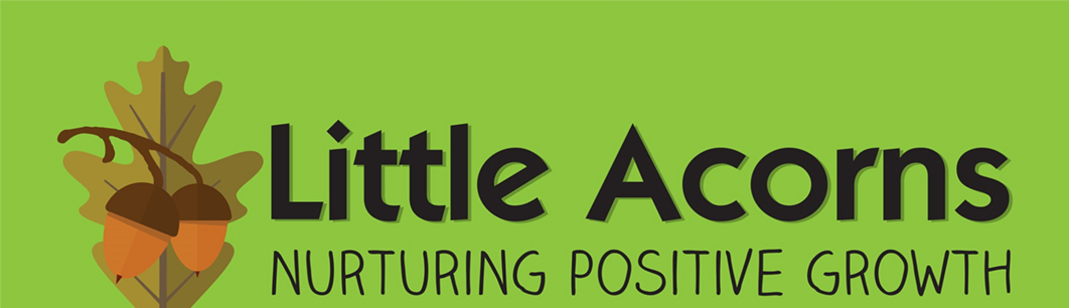 Logo for Little Acorns Childcare