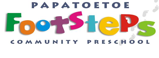 Logo for Papatoetoe Footsteps Community Preschool