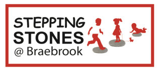 Logo for Stepping Stones @ Braebrook