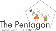 Logo for The Pentagon Early Learning Centre